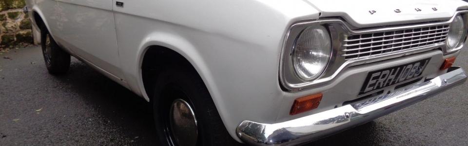 Ford Escort 1970 MK1 1100 2 Door 6